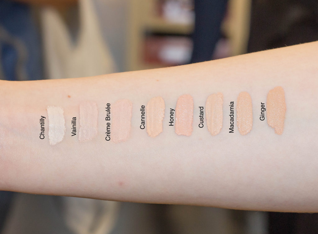 Radiant creamy concealer nars review opiniones swatches